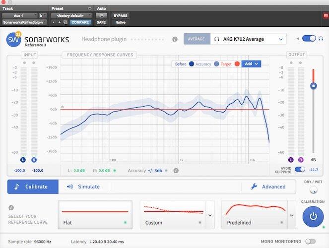 Sonarworks Reference 3 Screenshot - Pyramind