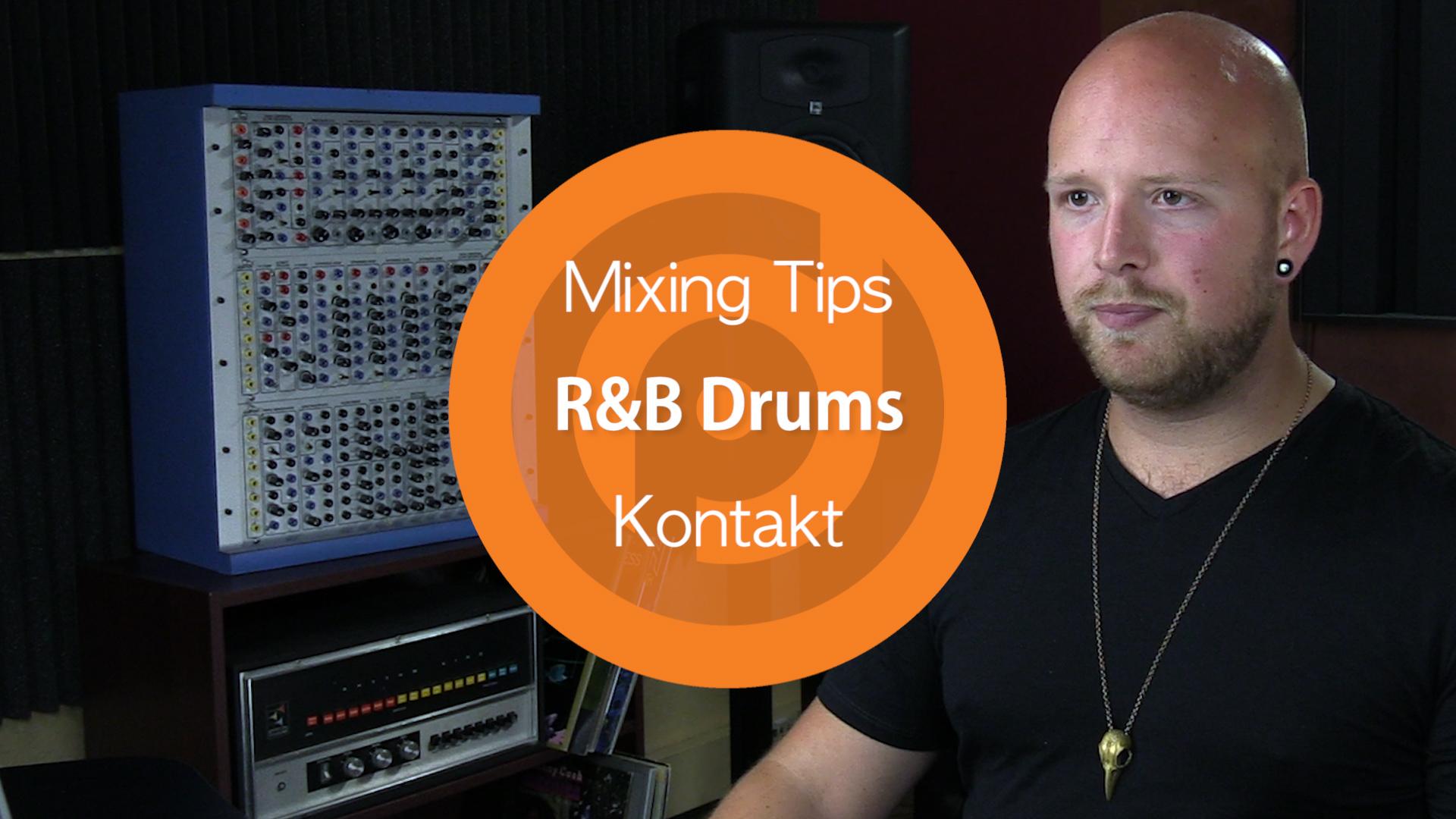 Mixing Tips   R&B Drums   Kontakt - Pyramind