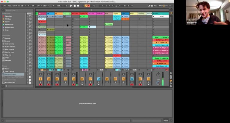 Moldover Pyramind Screenshot