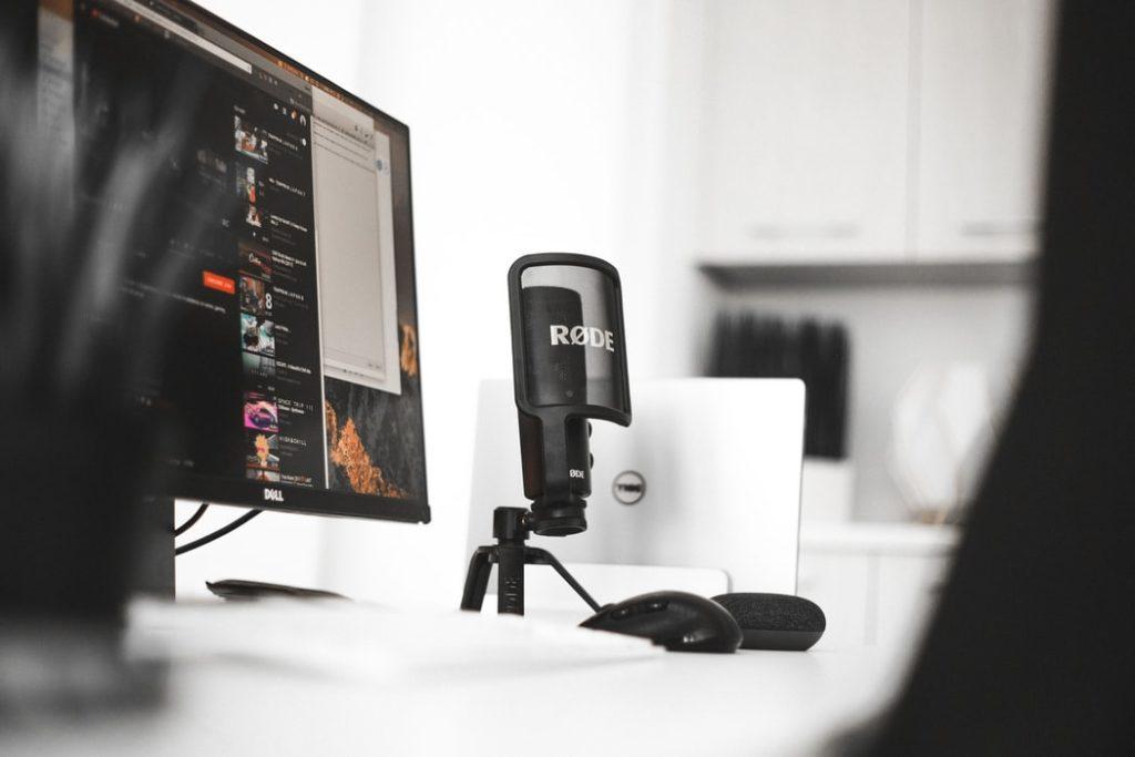Stream and Broadcast HQ Audio - Pyramind