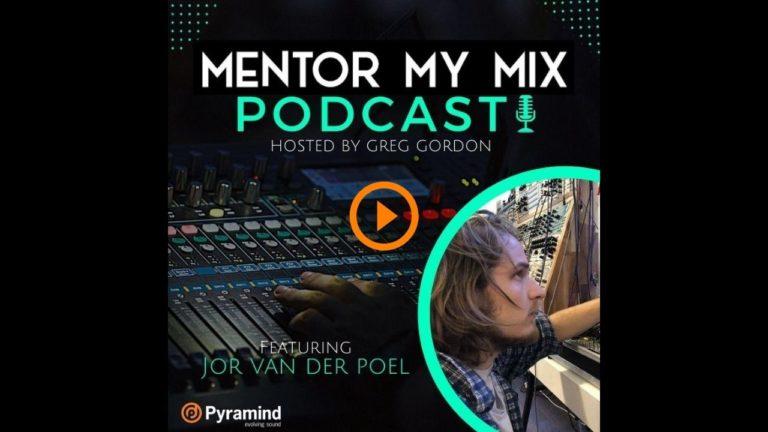 Mentor My Mix Episode 001 Thumbnail with Jor van der Poel