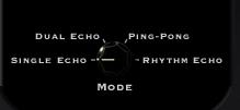 Echo boy modes