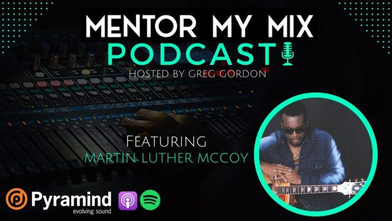 Mentor My Mix Pyramind Martin Luther